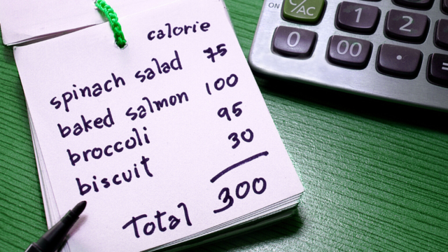 Stop Counting Calories to Lose Weight!